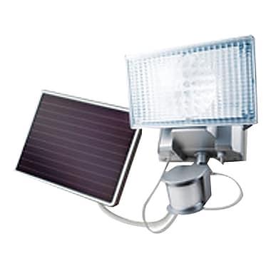 Maxsa 787-Lumen Solar-Powered Security Floodlight (MXI44150SL)