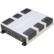 Power Acoustik Eg4-1000 Edge Series Full-range Class Ab Amp (4 Channels, 1,000 Watts Max)