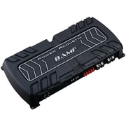 Power Acoustik Bamf1-8000d Bamf Series Monoblock Class D Amp (8,000 Watts Max)