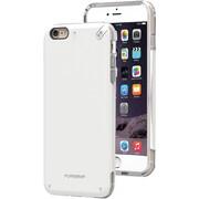 Puregear iPhone 6 Plus/6s Plus Dualtek Pro Case (white/clear)