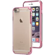 Puregear iPhone 6 Plus/6s Plus Slim Shell Pro Case (clear/pink)