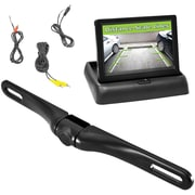 Pyle Rearview Backup Swivel Camera & Pop-up Monitor System