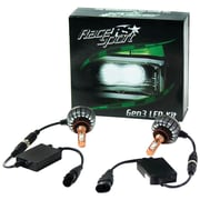 Race SportGen3 LED Headlight Kit (RSPH10LEDG3KIT)