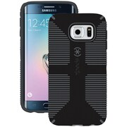 Speck Samsung Galaxy S 6 Edge Candyshell Grip Case (black/gray)