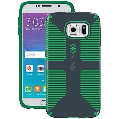 Speck Samsung Galaxy S 6 Candyshell Grip Case (gray/green)