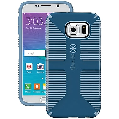 Speck Samsung Galaxy S 6 Candyshell Grip Case (blue)