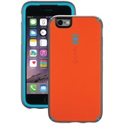 Speck iPhone 6/6s Mightyshell Case (carrot Orange/speck Blue/slate Gray)