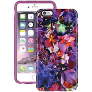 Speck iPhone 6 Plus/6s Plus Candyshell Inked Case (lush Floral/beaming Orchid Purple)