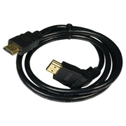 Steren HDMI High Speed Swivel Cable With Ethernet (12ft) (STRN517812BK)