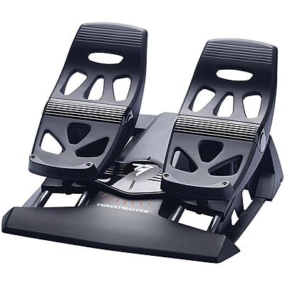 THRUSTMASTER 2960764 PlayStation®4/PC TFRP Flight Rudder Pedals