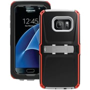 Trident Case Samsung Galaxy S 7 Kraken AMS Case (black/red/gray)