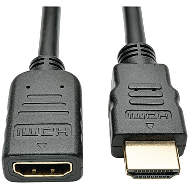 Tripp Lite High Speed HDMI Extension Cable, 6' (TRPP569006MF)