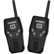 Uniden 20-mile 2-way FRS/GMRS Radios With Micro USB Charger