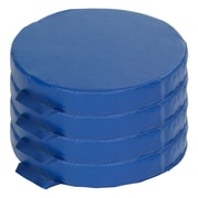 ECR4kids SoftZone® Foam Floor Cushions, Blue (ELR-12643-BL)
