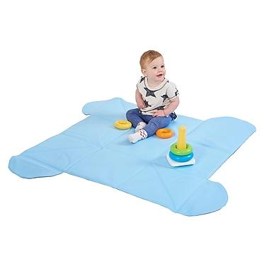 ECR4Kids SoftZone® Play & Store Mat - Blue (ELR-12671-BL)