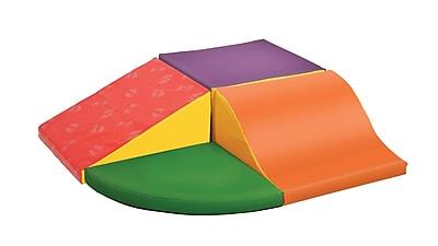 ECR4Kids SoftZone® Little Me Corner Climb & Slide (ELR-12682)
