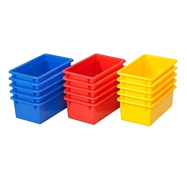 ECR4Kids Stack & Store Tub without Lid, 15 Piece - AS