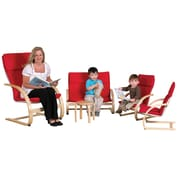 ECR4Kids Bentwood 5-Piece Comfort Furniture Set (ELR-SPC-15405)
