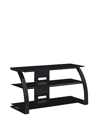 Bell O 48 Inch Tv Stand For Tvs Up To 46 Inch Black Pvs4204hg