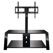 Bell'O Triple Play 44 Inch TV Stand for TVs up to 55 Inch, Black  (TP4444)