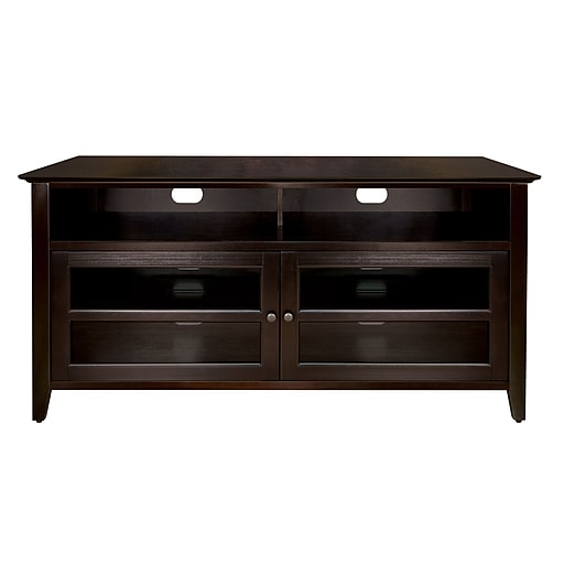 Bell O 52 Inch Tv Stand For Tvs Up To 55 Inch Dark Espresso