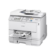 Epson® WorkForce Pro WF-M5694 Monochrome Inkjet Multifunction Printer (C11CE37201)
