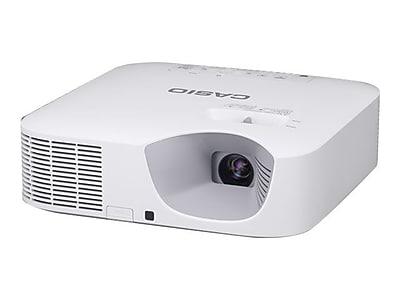 Casio® Advanced XJ-F10X XGA DLP Projector, White