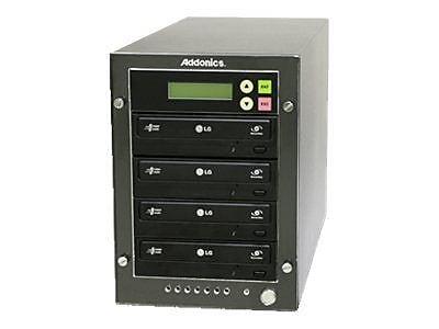 Addonics DGC3 Standalone CD/DVD Duplicator, SATA/eSATA