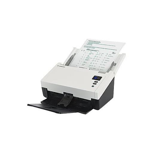 Visioneer Patriot PD40-U Sheetfed Desktop Scanner, White/Black