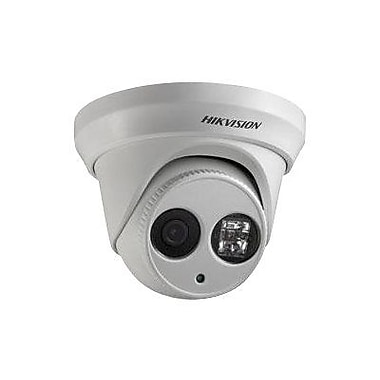 Hikvision® DS-2CD2342WD-I Wired/Wireless EXIR Turret Network Camera, 4 mm Focal Length