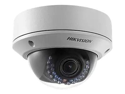 Hikvision® DS-2CD2722FWD-IZS Wired Outdoor Dome Network Camera, 12 mm Focal Length