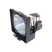 eReplacements Premium Power Projector Replacement Lamp for Sanyo PLC XP17, Black (POA LMP24 ER) by