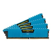 Corsair® CMK16GX4M4A2400C14B Vengeance® LPX 16GB DDR4 SDRAM DIMM 288-pin DDR4-2400/PC4-19200 RAM Module