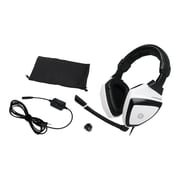 Iogear® GHG600 Kaliber Gaming™ Konvert Universal Gaming Headphone, White