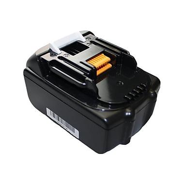 Makita® Lithium Ion Rechargeable Battery, 2500 mAh, 18 VDC, Black