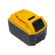 DeWalt® Premium XR Lithium Ion Rechargeable Battery, 4500 mAh, 18 VDC, Black/Yellow