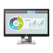 "HP® EliteDisplay E202 20"" LED LCD Monitor, Black"