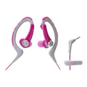 Audio-Technica® ATH-SPORT1 SonicSport® In-ear Headphone, Pink