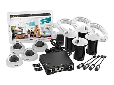 Axis Communications F34 0779-004 Surveillance System