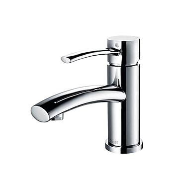 KRUGER GKF849 Erika, Chrome Vanity Faucet