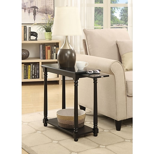 Convenience Concepts French Country Regent WoodVeneer End Table - Convenience concepts french country coffee table