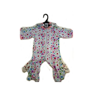 Small Wonders Infant Sleeper, 9-12M, 3/Pack, (SLPR3ZIPPER12)