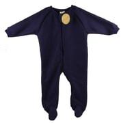 Baby Bug Blanket Sleeper, Navy
