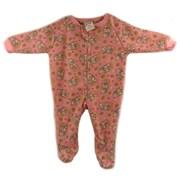 Baby Bug Blanket Sleeper, Pink Printed