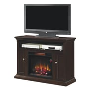 Bell'O Cannes TV Stand for TVs up to 50 Inch, Espresso   (60481)