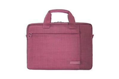 "Tucano Burgundy Svolta Slim Business Bag, up to 14"" Notebooks (BSVO1314-BX)"