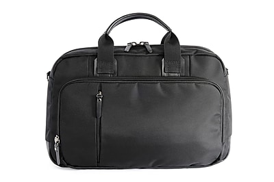 Tucano Black Modern Business Bag, up to 15.6
