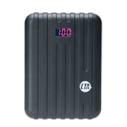 CTA Digital Hardside Clip-On 8800 mAh Power Bank, (BP-HTC8)