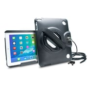 CTA Digital Anti-Theft Case with Grip Stand for iPad, (PAD-ACG)