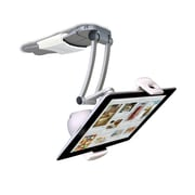 CTA Digital 2-in-1 Kitchen Mount Stand with Bluetooth Speaker, (PAD-BKMS)